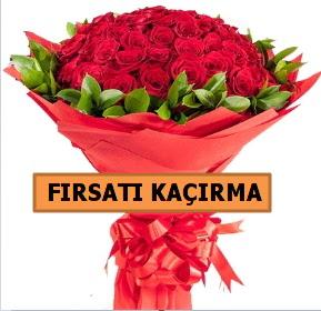 SON 1 GÜN İTHAL BÜYÜKBAŞ GÜL 51 ADET Ankara Dikmen kaliteli taze ve ucuz çiçekler