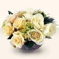 Ankara Dikmen çiçek siparişi sitesi  9 adet sari gül cam yada mika vazo da Dikmen Keklikpınarı çiçek siparişi vermek