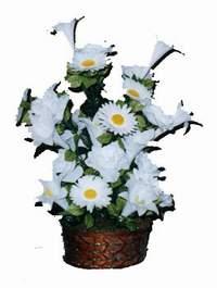 yapay karisik çiçek sepeti Ankara çiçek satışı Dikmen online çiçekçi , çiçek siparişi