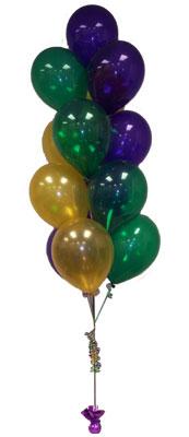 Dikmen Akpınar Ankara  hediye sevgilime hediye çiçek  Sevdiklerinize 17 adet uçan balon demeti yollayin.