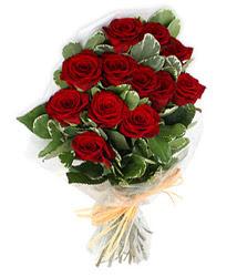 Dikmen İlker internetten çiçek siparişi  9 lu kirmizi gül buketi.