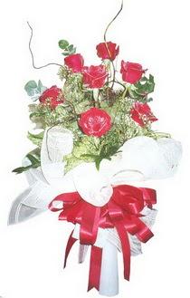 Dikmen ankara çiçek mağazası , çiçekçi adresleri  7 adet kirmizi gül buketi