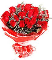 11 adet kaliteli görsel kirmizi gül Dikmen Ankara çiçek gönder uluslararası çiçek gönderme