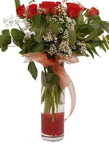 9 gül sevdiklerinize Ankara Dikmen 14 şubat sevgililer günü çiçek