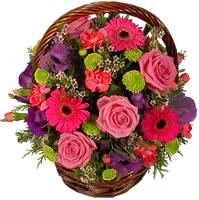 Güller ve kir çiçekleri sevilenlerin çiçegi ankara çiçek yolla Dikmen malazgirt çiçekçi telefonları