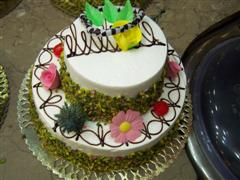 2 katli yaspasta 6 ile 8 kisilik pasta Aşağı Dikmen ankara çiçekçi telefonları yurtiçi ve yurtdışı çiçek siparişi