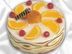 lezzetli pasta satisi 4 ile 6 kisilik yas pasta portakalli pasta çiçekçi Dikmen çiçek servisi , çiçekçi adresleri