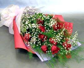 10 adet kirmizi gül çiçegi gönder ankara çiçek yolla Dikmen malazgirt çiçekçi telefonları