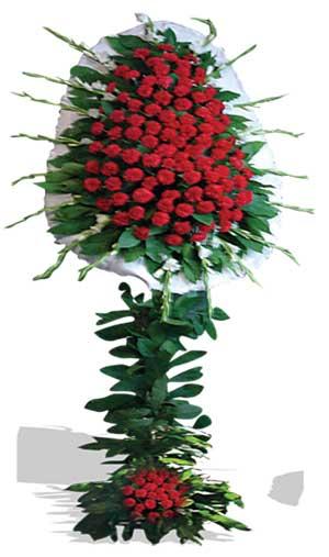 Dügün nikah açilis çiçekleri sepet modeli Ankara Dikmen Osmantemiz online çiçek gönderme sipariş