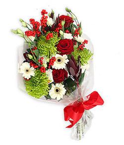 Karisik mevsim buketi çiçek tanzimi Aşağı Dikmen ankara çiçekçi telefonları yurtiçi ve yurtdışı çiçek siparişi