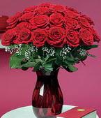 Dikmen Metin Akkuş çiçek satışı , çiçekçi , çiçekçilik  11 adet Vazoda Gül sevenler için ideal seçim
