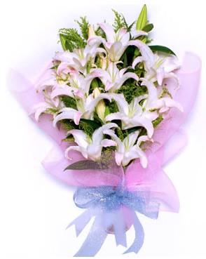 5 dal kazablankadan muhteşem buket Dikmen Keklikpınarı çiçek online çiçek siparişi
