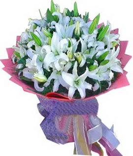7 dal cazablanca görsel buketi çiçekçi Dikmen çiçek servisi , çiçekçi adresleri