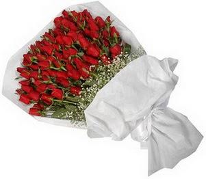Dikmen Keklikpınarı çiçek siparişi vermek  51 adet kırmızı gül buket çiçeği