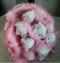 Ankara Dikmen İlker çiçek yolla , çiçek gönder , çiçekçi   12 li Serdar beyin özel tanzimi ayı buketi