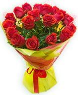 19 Adet kırmızı gül buketi Ankara çiçek satışı Dikmen online çiçekçi , çiçek siparişi