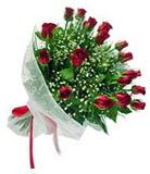 11 adet şahane gül buketi Ankara Dikmen kaliteli taze ve ucuz çiçekler