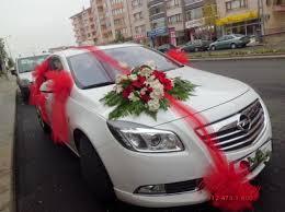 Ankara Dikmen 14 şubat sevgililer günü çiçek  gelin arabası sünnet arabası süsleme