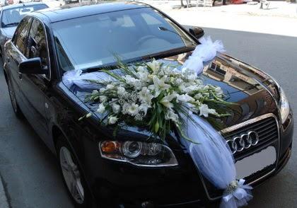 Ankara araba süslemesi gelin arabası Dikmen Akpınar Ankara  hediye sevgilime hediye çiçek