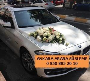 Ankara düğün araba süsleme Dikmen İlkadım çiçek gönderme sitemiz güvenlidir