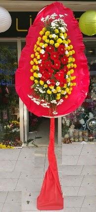 Dikmen ankara çiçek mağazası , çiçekçi adresleri  Tek katlı düğün nikah çiçeği