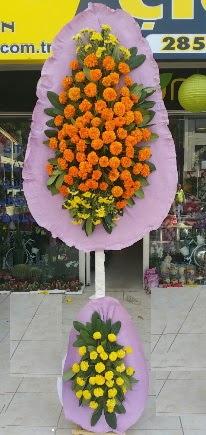 Dikmen Harbiye ankara İnternetten çiçek siparişi  Çift katlı düğün nikah çiçeği
