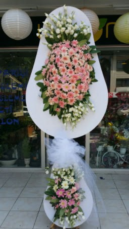 Çift katlı özel şahane sepet çiçeği Dikmen Ankara çiçek gönder uluslararası çiçek gönderme