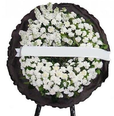 Cenaze çelengi çiçeği modelleri Ankara Dikmen kaliteli taze ve ucuz çiçekler