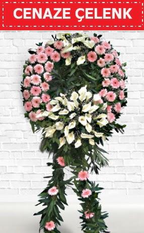 Çelenk Cenaze çiçeği Dikmen Keklikpınarı çiçek online çiçek siparişi